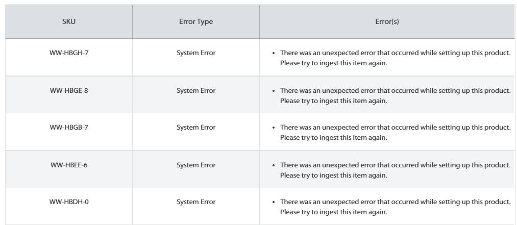 Walmart errors 2